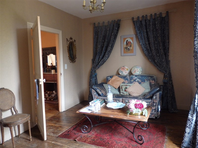 For Sale Equestrian Home near Bellac in the Haute Vienne 14661