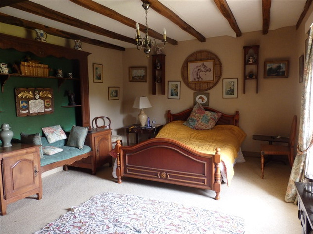 For Sale Equestrian Home near Bellac in the Haute Vienne 14669