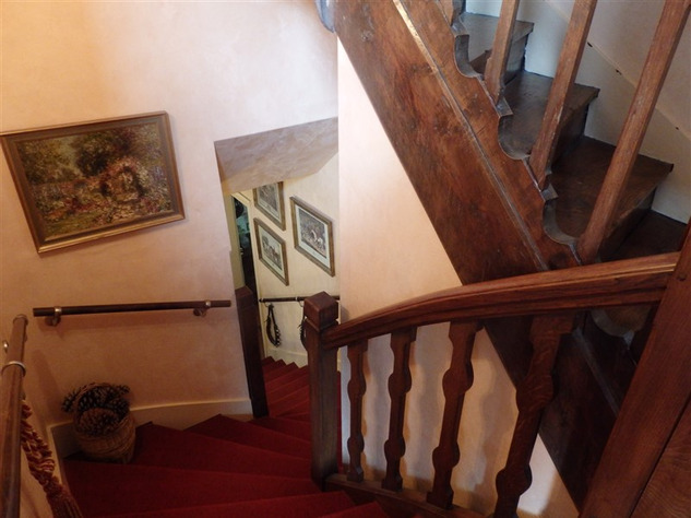 For Sale Equestrian Home near Bellac in the Haute Vienne 14670