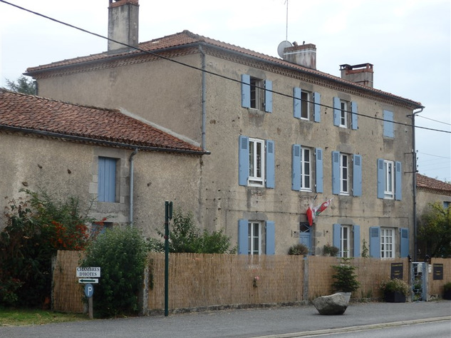 For Sale Equestrian Home near Bellac in the Haute Vienne 14680