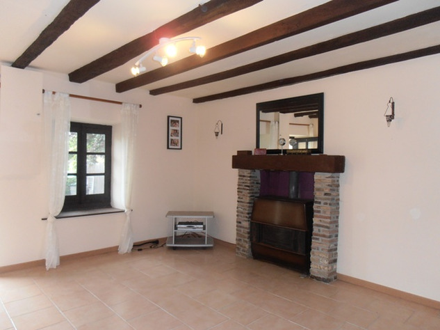 For Sale 3 Bedroom House in Nerignac in the Vienne 14713