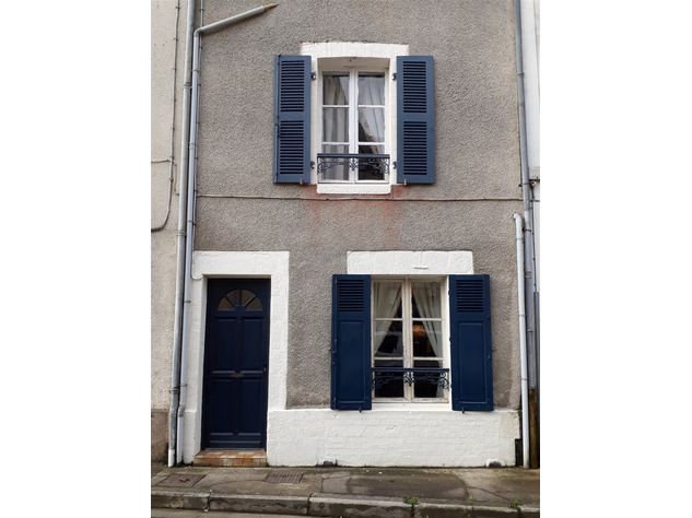 For Sale House with Garden in Magnac Laval - Haute Vienne 15410