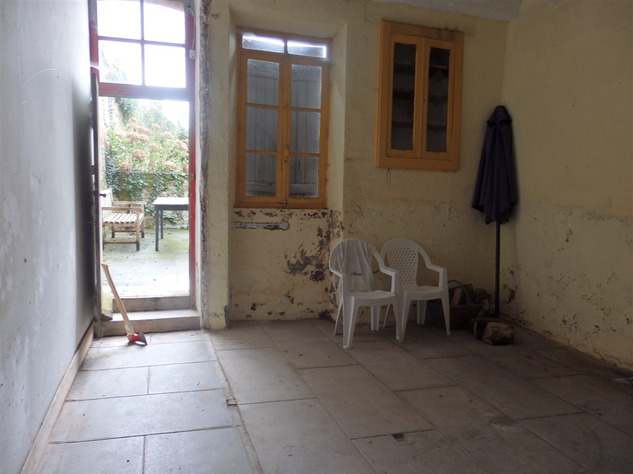 For Sale House with Garden in Magnac Laval - Haute Vienne 15411